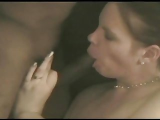 Young Wife With Two Friends In Motel