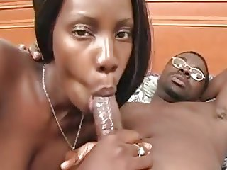 Ebony Babe - Lady