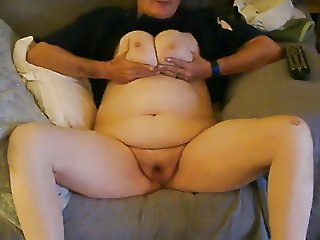 Web whore Cora from North Carolina gets naked for the world