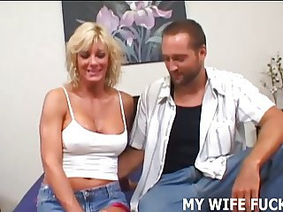 Your wife needs a hard pounding from a stranger