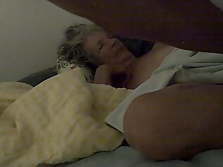 perving on granny
