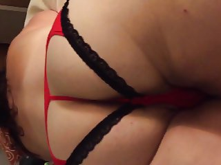 Panty show