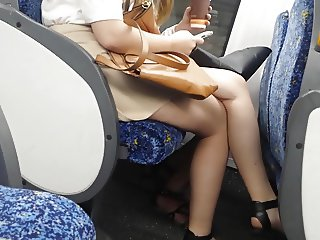 Bare Candid Legs - BCL#165