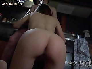 japanese mom with other man
