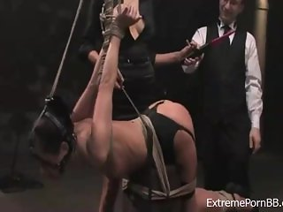 BDSM For Beautiful Chick By Rich Man