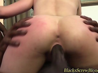 Teen blows and fucks rods