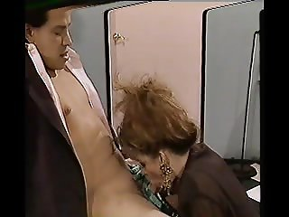 Black Stocking Secretary goes Hardcore