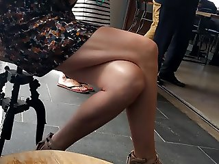 Bare Candid Legs - BCL#219