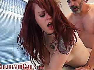 Hardcore Sex Oral Creampie - Fuck My Sexy Tattooed Neighbor