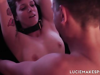 LUCIE MAKES PORN If You Dare