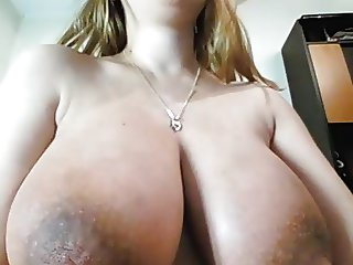 Amazing Boobs and pussy play
