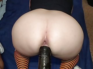 Another one of my Good Girl's favorite huge dildos