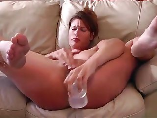 Squirting on the Love Seat