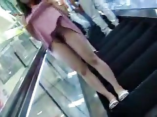 Japanese video Public nudity in store