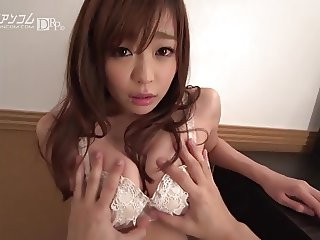 Preview: playful Japanese chick Sena Suzumori 01