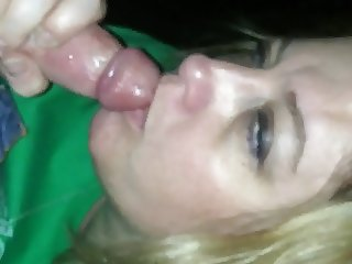 chubby wife at an adult theater