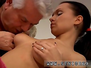 Family anal After an wearisome lesson the
