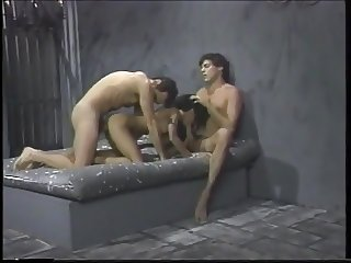 SH Reto Hairy H.H. Fucked In Threesome