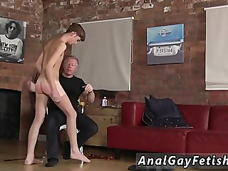 Emoboy bondage and straight boy bondage