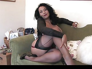 Danica Collins Seducing, Teasing And Showing Off HD