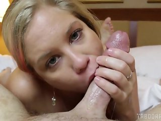Perfect blowjob for Dady