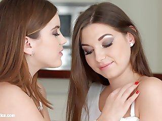 Morning Chill by Sapphic Erotica - Evalina Darling and Diana