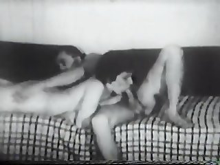 horny couple from 50s