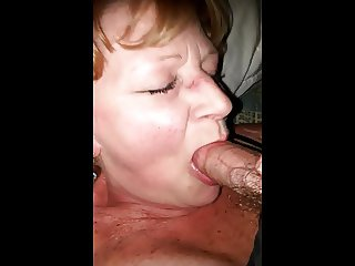 Cum In Her Mouth Blowjob