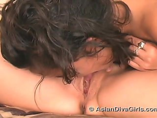 ASIAN DIVA GIRLS - ASIAN ADVENTURES PT 3: FIRST LESBIAN EXPERIENCE