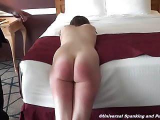 Spanked in Hard Ways