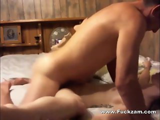 Fresh Young Teen Pussy For Mature Cock