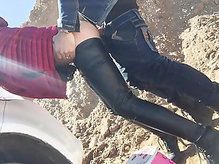 AMATEUR CHINESE FETISH  SLUT FUCK IN THE PUBLIC