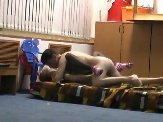 Fucking horny slut cheating wife teacher in c