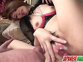 Rinka Kanzaki savage treatment for her