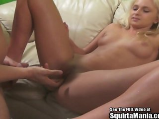 Teen Squirters Molly and Ivana USA and Eastern Europe Hotties