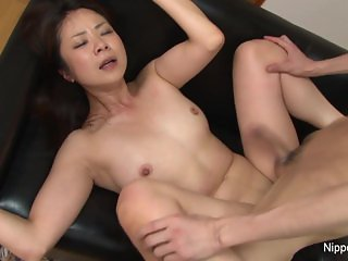 MILF gets fucked while her friend tapes it