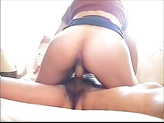 MY WIFE ENJOYING THE COCK - MI ESPOSA DISFRUTANDO LA VERGA