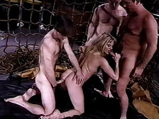 Ginger Lynn Triple Pen Net.avi