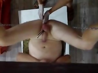Anal fisting mini compilation