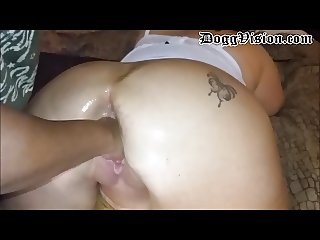 Extreme Fisting Makes Babysitter Squirt - Pt 1