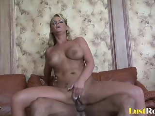 Only Phoenix Marie can produce so much semen