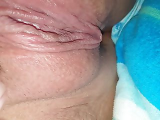 Squirted alot this time.
