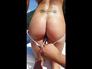 Sexy MILF Show and Fuck