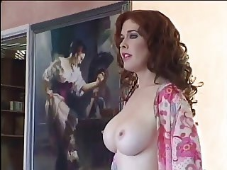 Sexy slut gets a hard cock in cunt