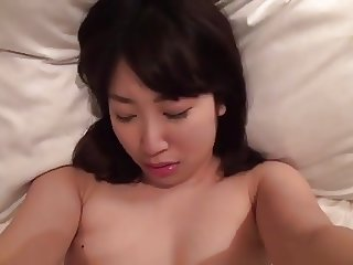 Japanese cute amateur young girl