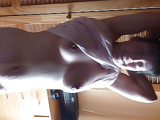 SweetClaire teasing and dancing nude - striptease