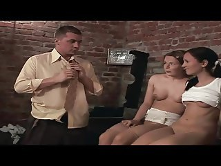 STP1 Schoolgirl Devises A Plan To Avoid Another Spanking !