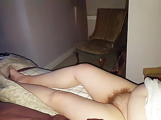 wifes hairy bush first thing in the morning
