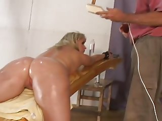 JULIE SIMONE BDSM !!