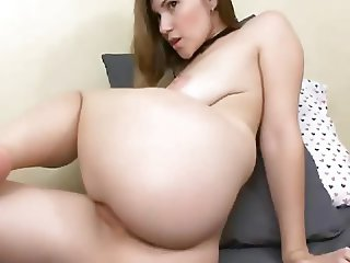 Big Toy in pussy